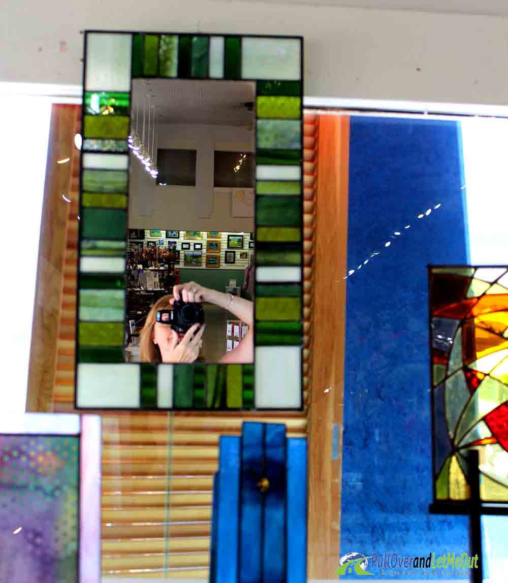 Glass work Oasis Harrisonburg-Rockingham Artisan Trail PullOverandLetMeOut
