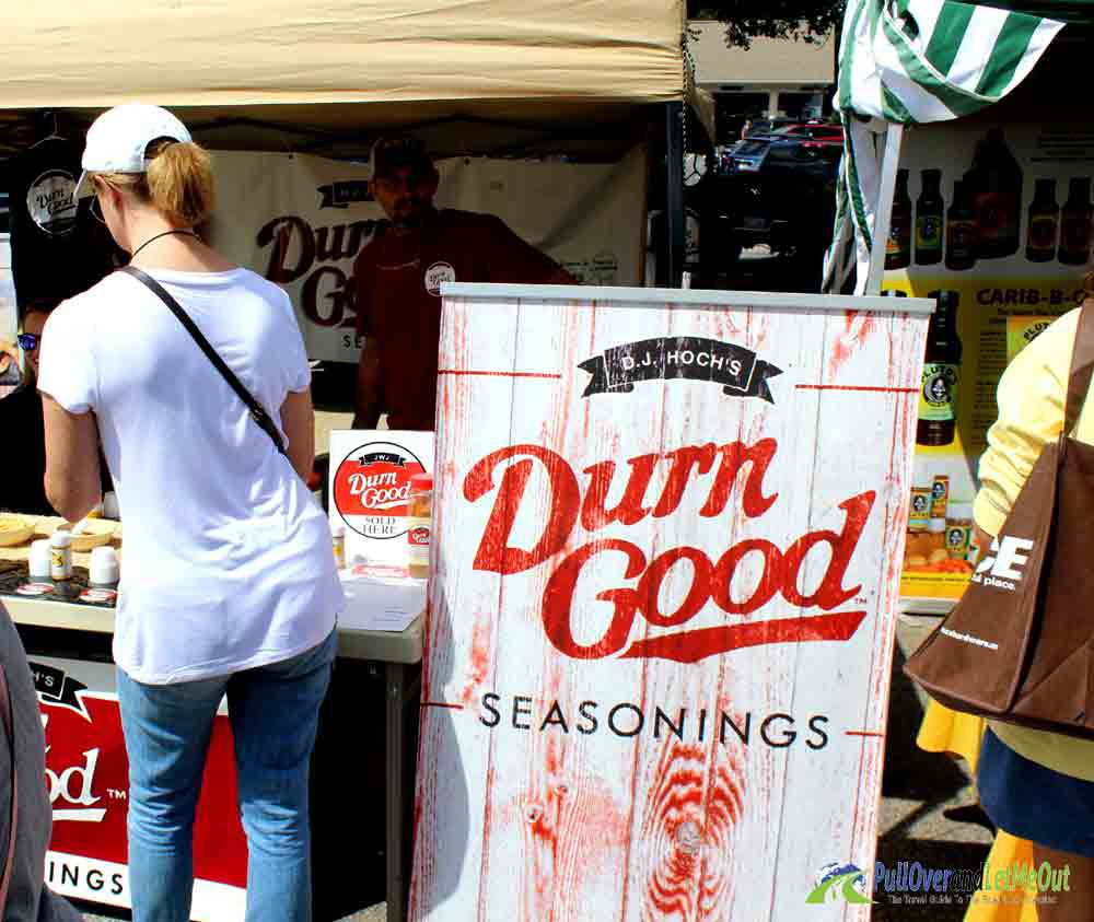 Durn Good NC Hot Sauce Festival