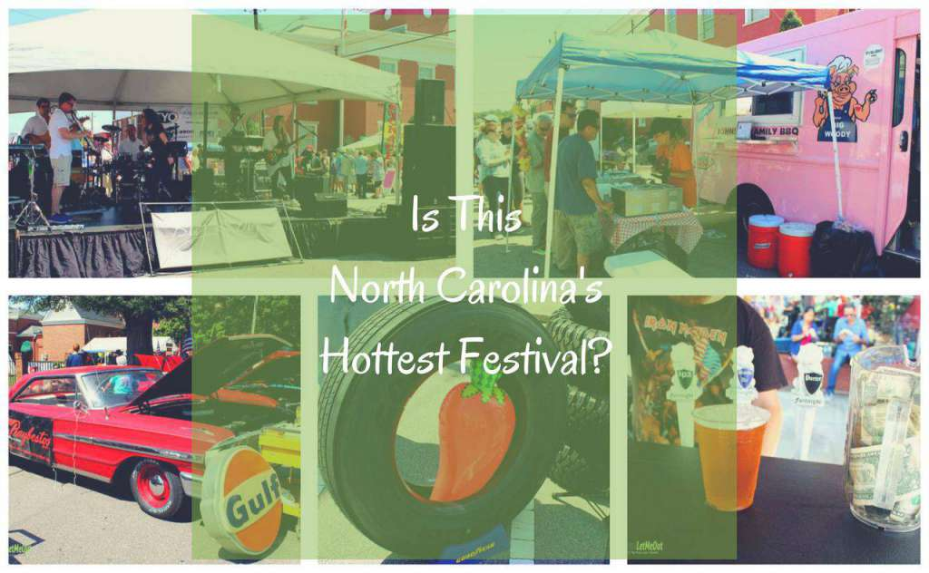 NC Hot Sauce Festival Featured Image PullOverandLetMeOut