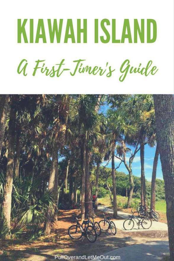 Kiawah Island a First-Timer's Guide PullOverandLetMeOut Pinterest