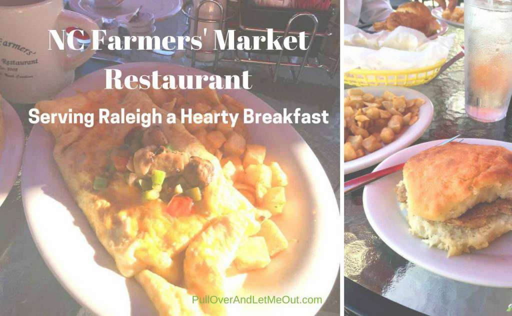 NC Farmers' Market Restaurant Serving Raleigh a Hearty Breakfast