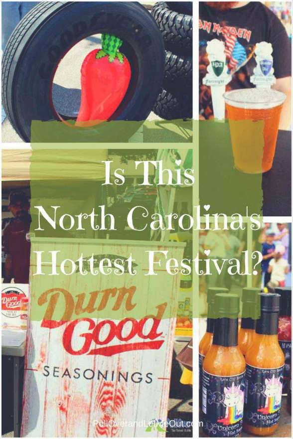 NC Hot Sauce Festival PullOverandLetMeOut