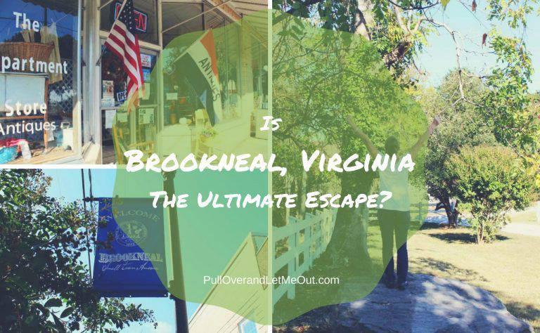 Is Brookneal, Virginia The Ultimate Escape?