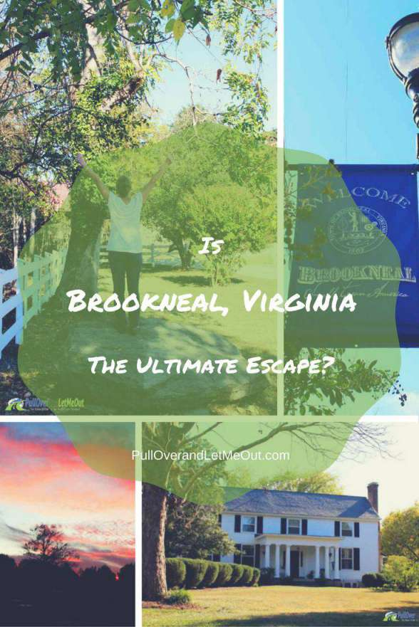 Brookneal Virginia Ultimate Escape PullOverandletMeOut