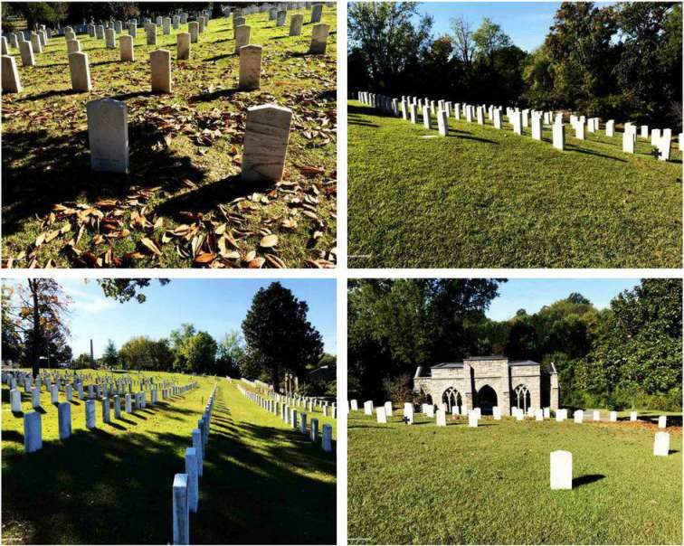 Oakwood Cemetery Triangle Glides Raleigh PullOverandLetMeOut