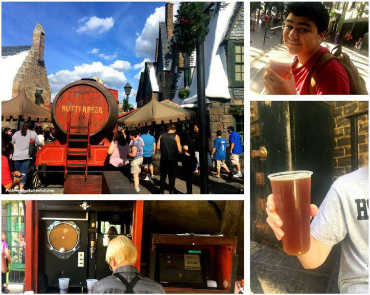 The Wizarding World of Harry Potter Beverages PullOverandLetMeOut