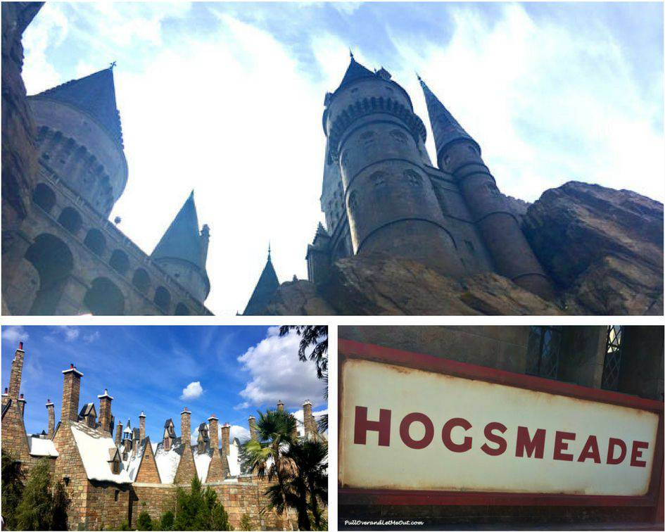 The Wizarding World of Harry Potter Hogsmeade PullOverandLetMeOut