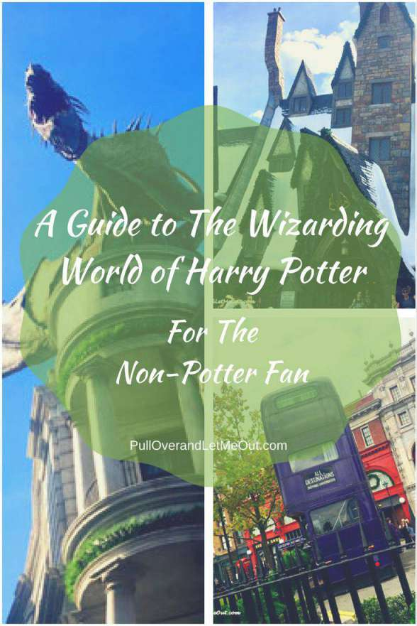 The Wizarding World of Harry Potter Pinterest PullOverandLetMeOut