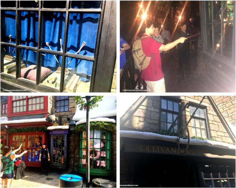 The Wizarding World of Harry Potter Wands PullOverandLetMeOut