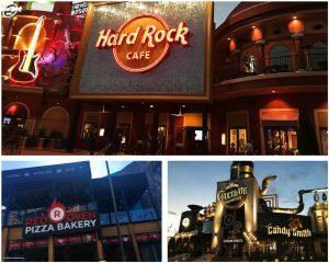 Universal CityWalk Orlando Dining PullOverandLetMeOut