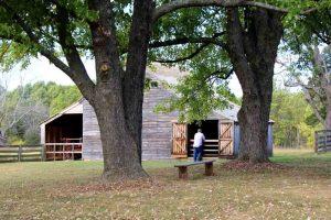 barn Appomattox Courthouse PullOverandLetMeOut
