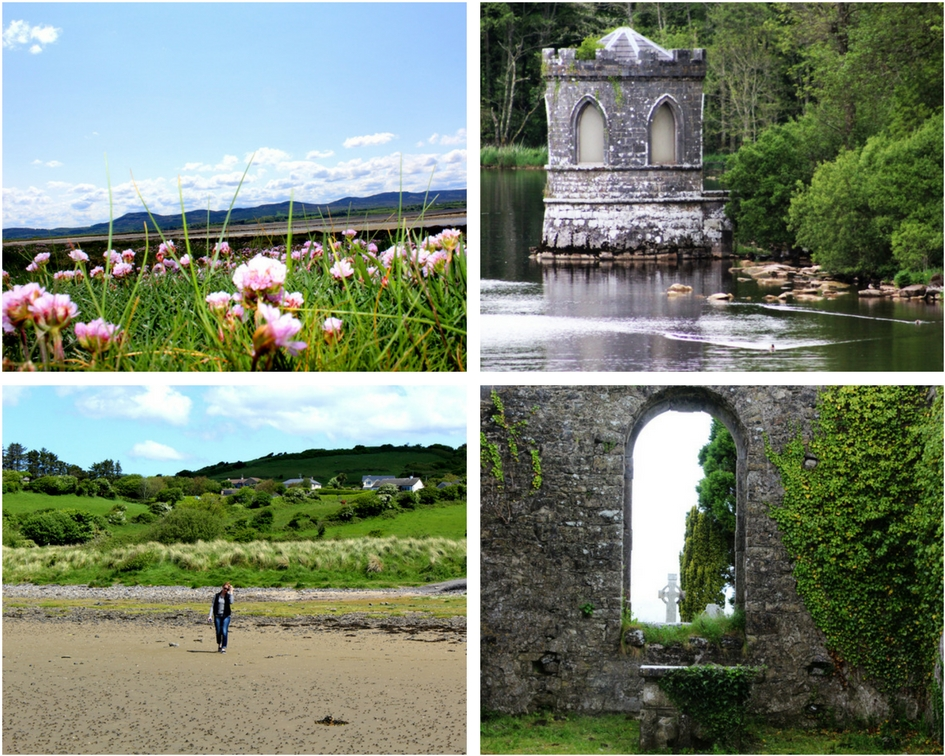 Collage Visit Ireland Now PullOverAndLetMeOut