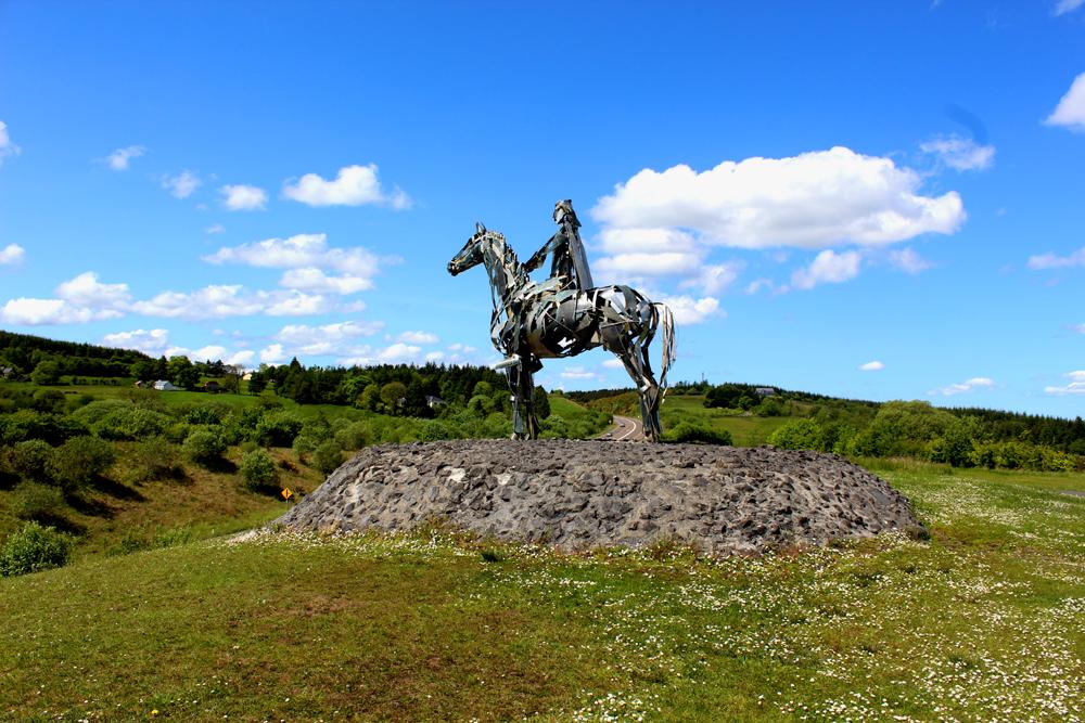 Gaelic Chieftain N4 Boyle Visit Ireland Now PullOverAndLetMeOut