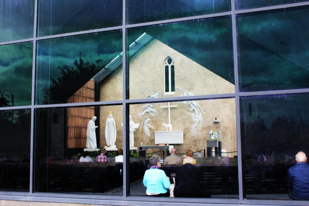 Knock Shrine Visit Ireland Now PullOverAndLetMeOut