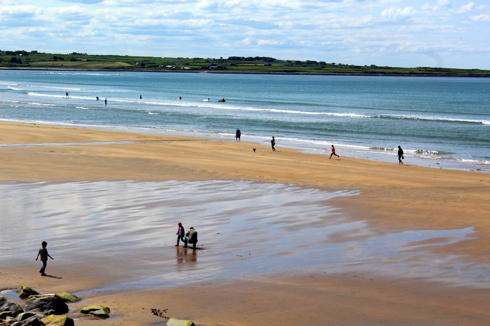 Strandhill beach Visit Ireland Now PullOverAndLetMeOut