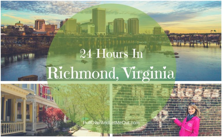 24 Hours In Richmond, Virginia