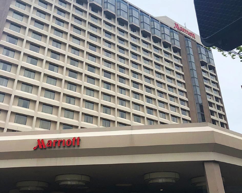 24 Hours in Richmond, Virginia Marriott PullOverAndLetMeOut