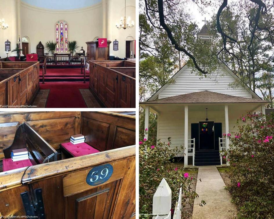 Georgetown SC churches PullOverAndLetMeOut