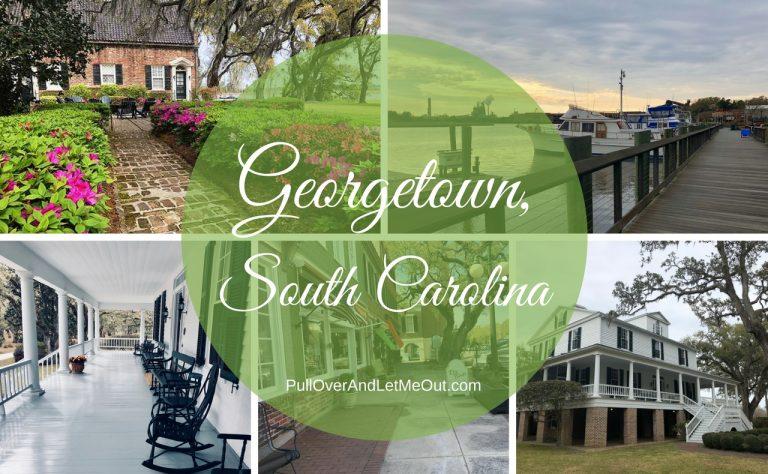 Seven Incredible Reasons To Visit Georgetown, South Carolina