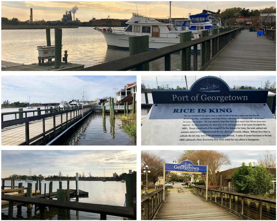 Georgetown Waterfront Georgetown SC PullOverAndLetMeOut