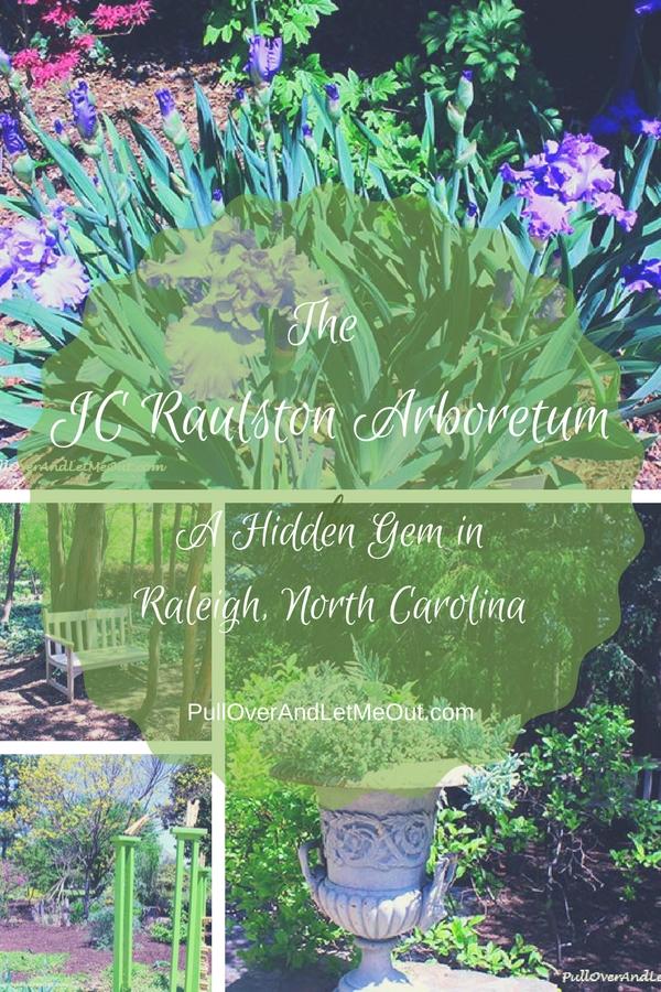 JC Raulston Arboretum PullOverAndLetMeOut Pinterest