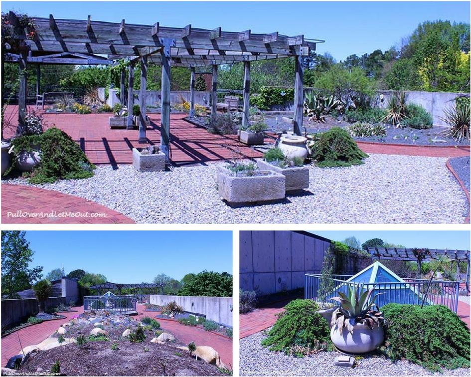 JC Raulston Rooftop garden PUllOverandLetMeOut
