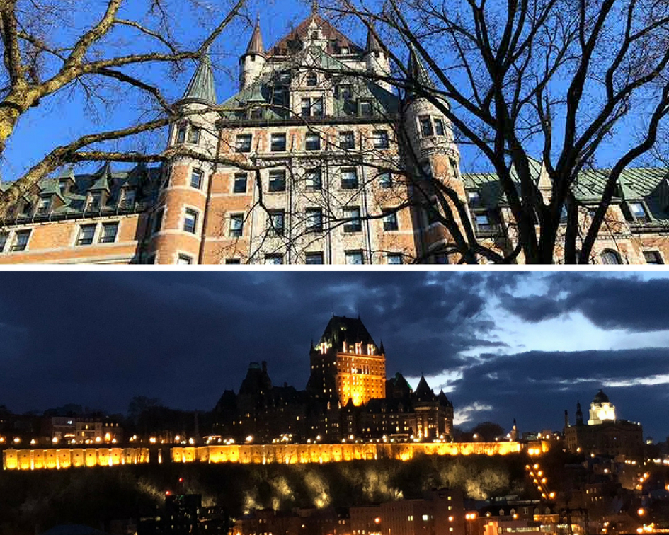 Things to do in Quebec Fairmont Frontenac Pulloverandletmeout