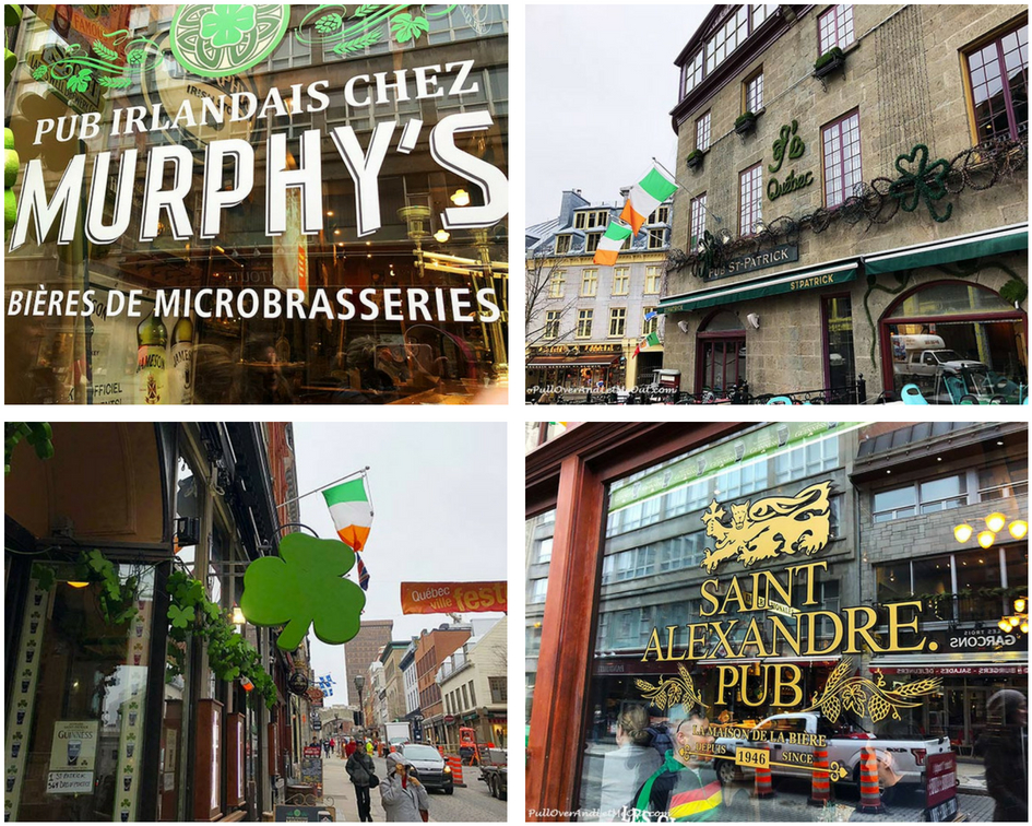 Things to do in Quebec Irish Pubs PullOverAndLetmeOut