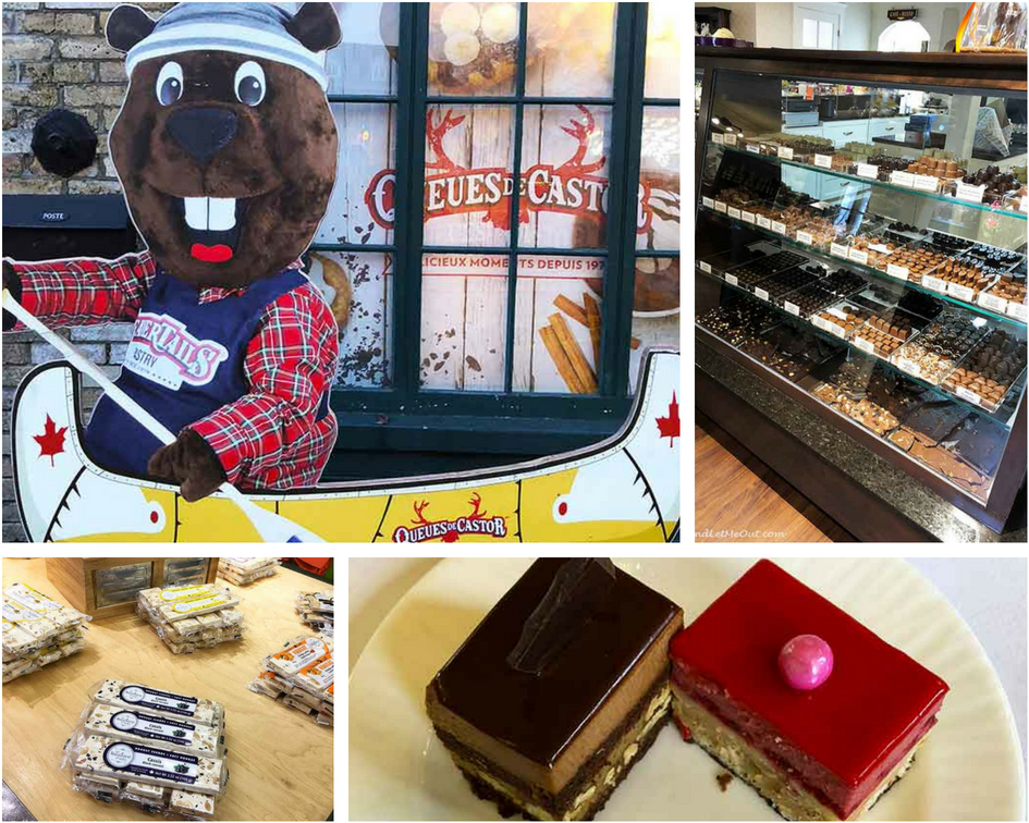 Things to do in Quebec - desserts PullOverAndLetMeOut