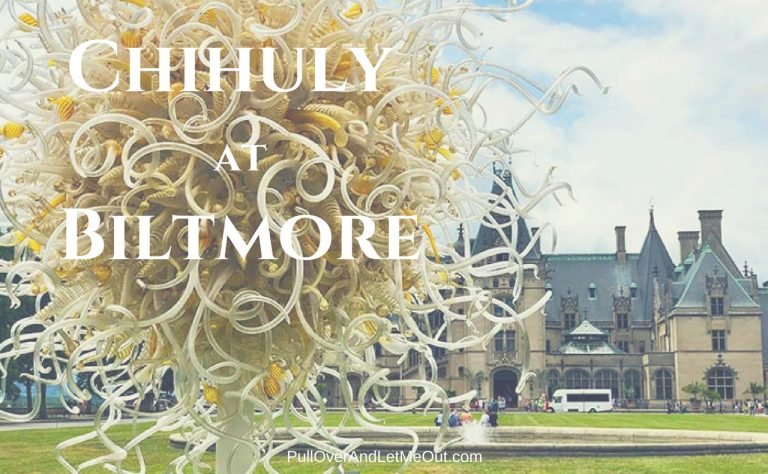 Chihuly At Biltmore