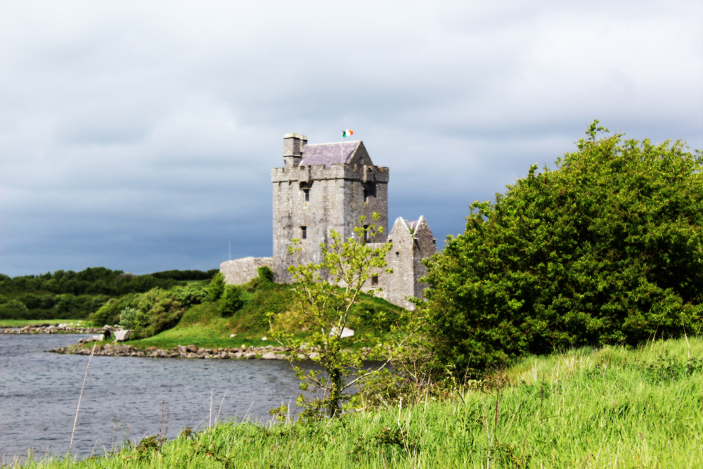 Dunguire Castle Galway Ireland PullOverAndLetMeOut