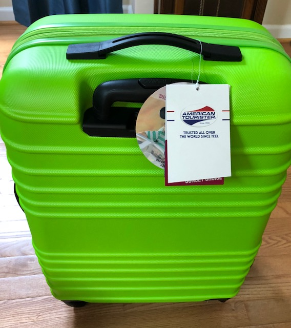 American Tourister PullOverAndLetMeOut