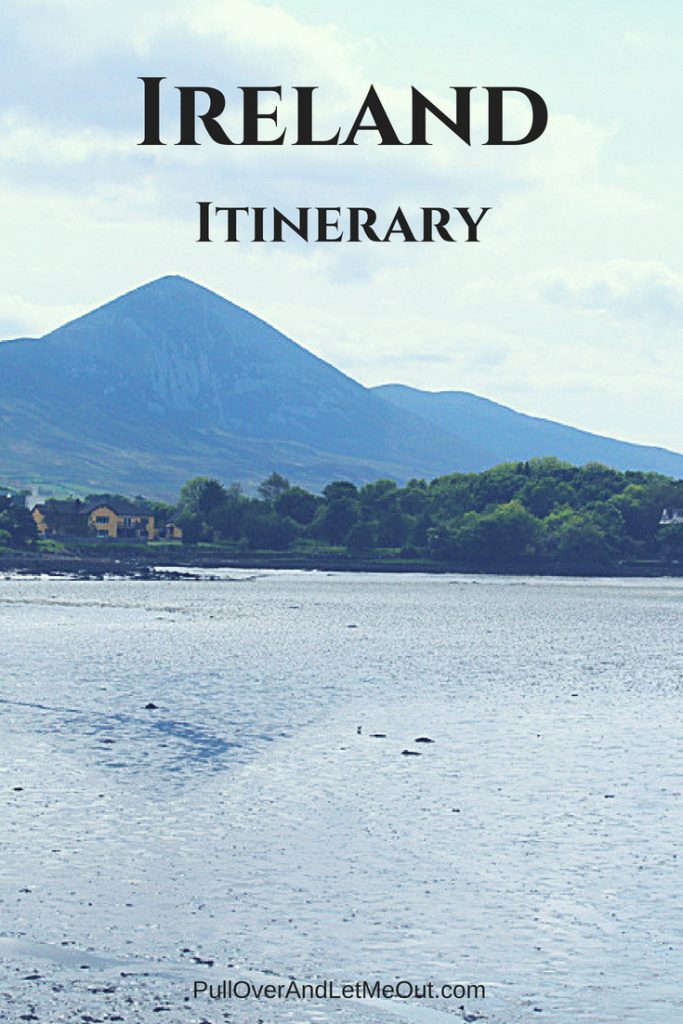 Let me help you create your Ireland itinerary. I've traveled extensively through Ireland and will be happy to assist you with your itinerary planning. #PullOverAndLetMeOut #Ireland #travel #Itinerary #IrishVacation #Vacation #planning