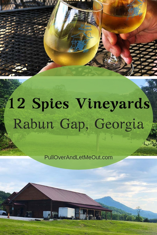 !2 Spies Vineyards is a charming winery located in the North Georgia Mountains. The wine is awesome!