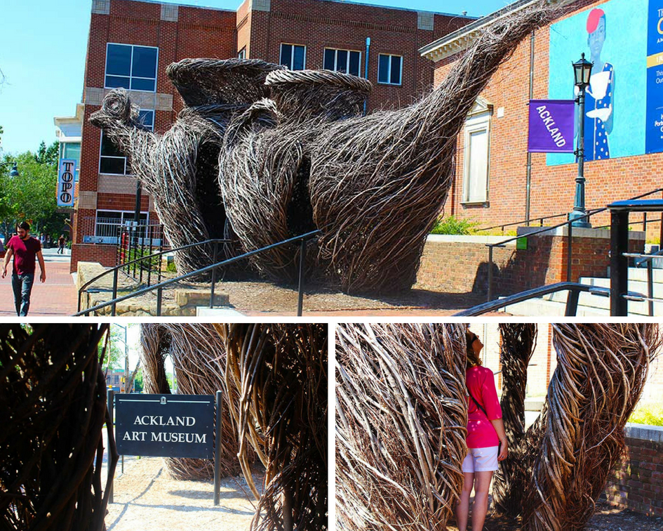 Ackland Art Museum Romantic Chapel Hill PullOverAndLetMeOut