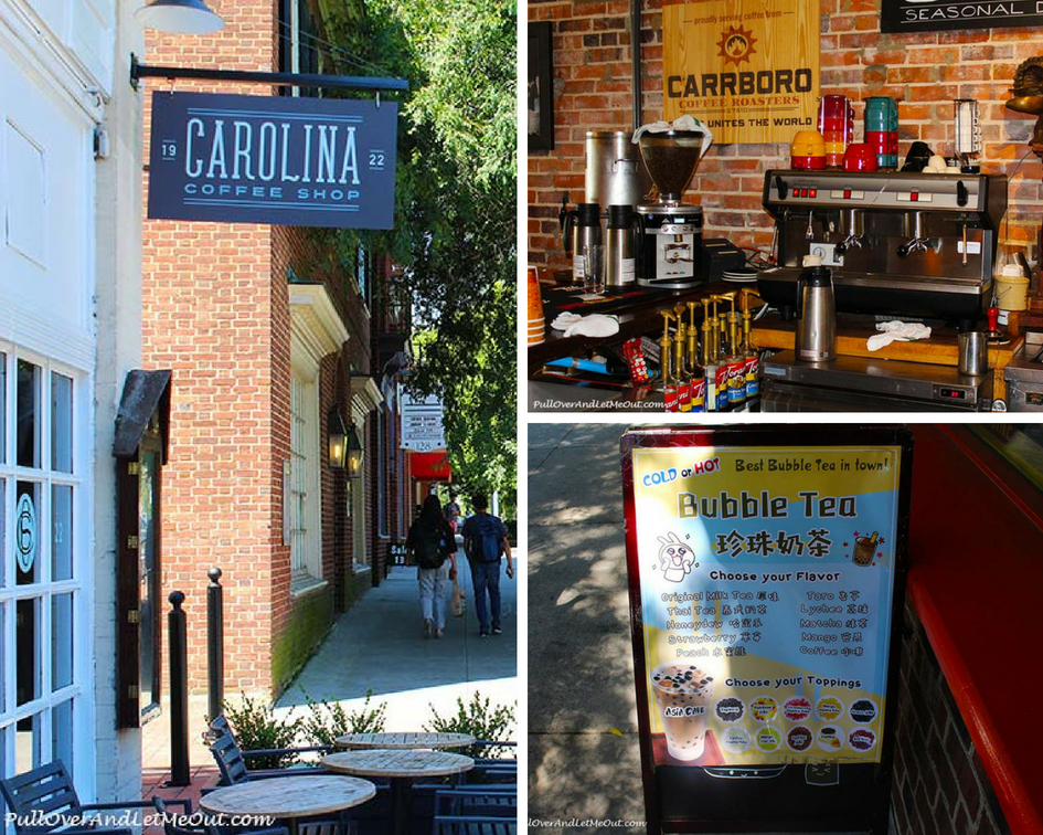 Coffee and Tea Romantic Chapel Hill PullOverAndLetMeOut