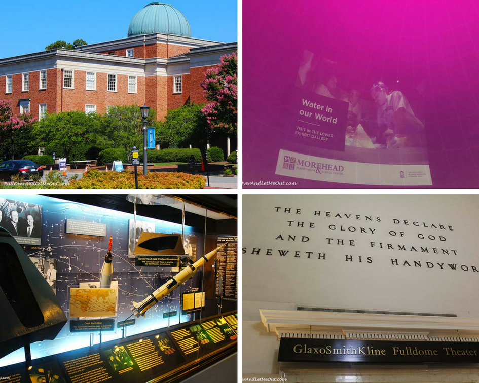 Morehead Planetarium Romantic Chapel Hill PullOverAndLetMeOut