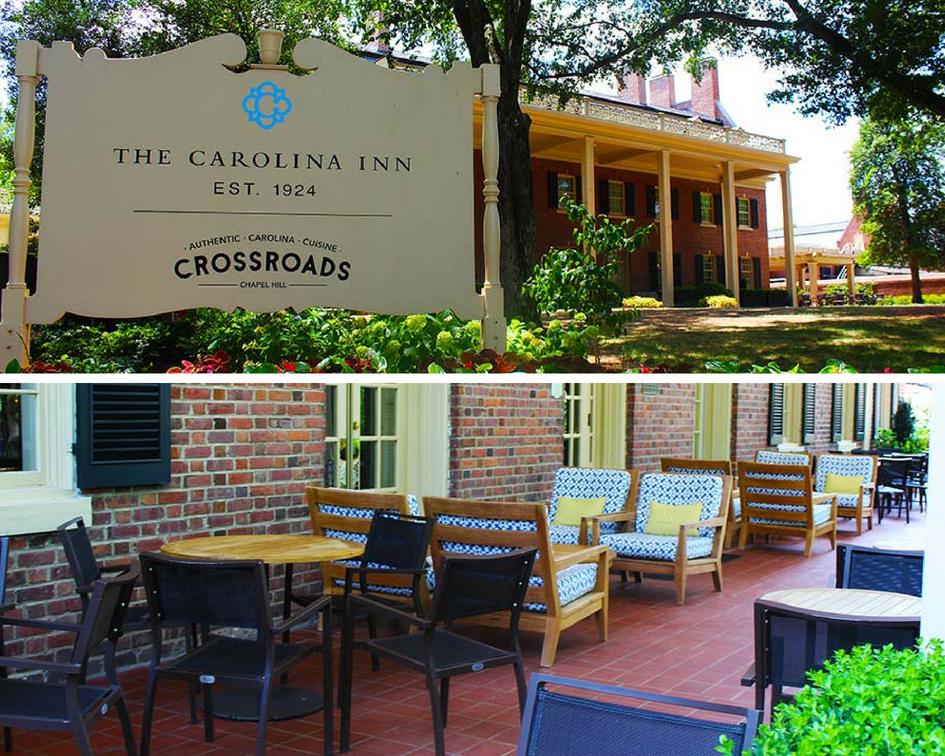 The Carolina Inn Romantic Chapel Hill PullOverAndLetMeOut
