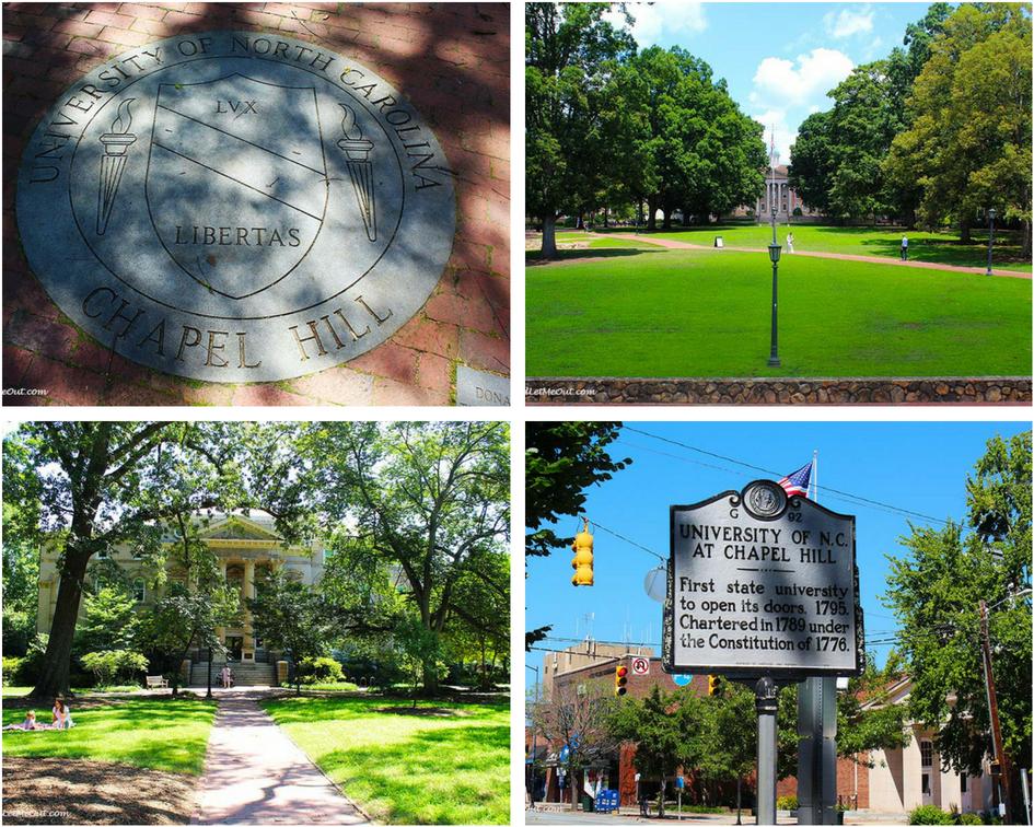 UNC Romantic Chapel Hill PullOverAndLetMeOut