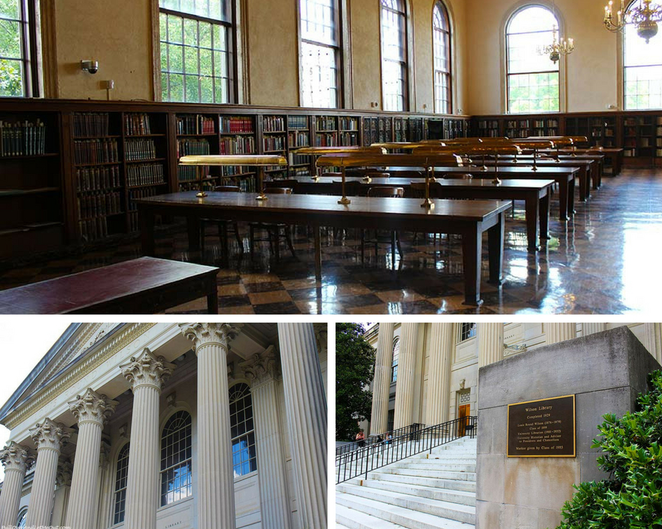 UNC Wilson Library Romantic Chapel Hill PullOverAndLetmeOut
