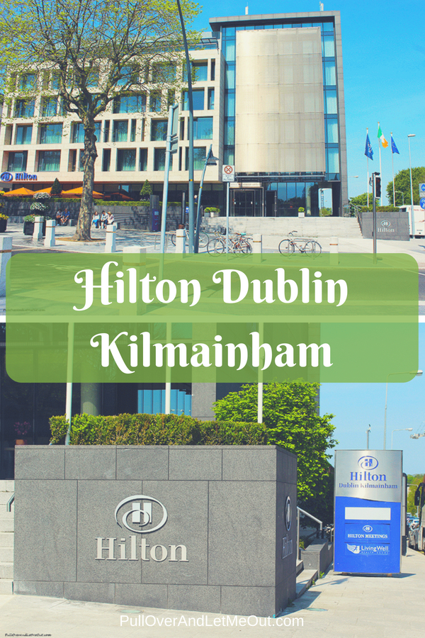 Hilton Dublin Kilmainham is a terrific hotel with multiple amenities and nearby all the prime Dublin attractions. #PullOverAndLetMeOut #Dublin #travel #Ireland #hotel #DublinHotel #Hilton #PlacesToStay #VisitDublin #VisitIreland #BestPlaceToStay #Kilmainham