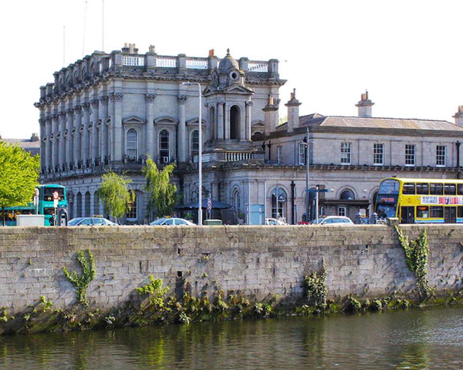 Heuston Station Dublin Ireland PullOverAndLetMeOut