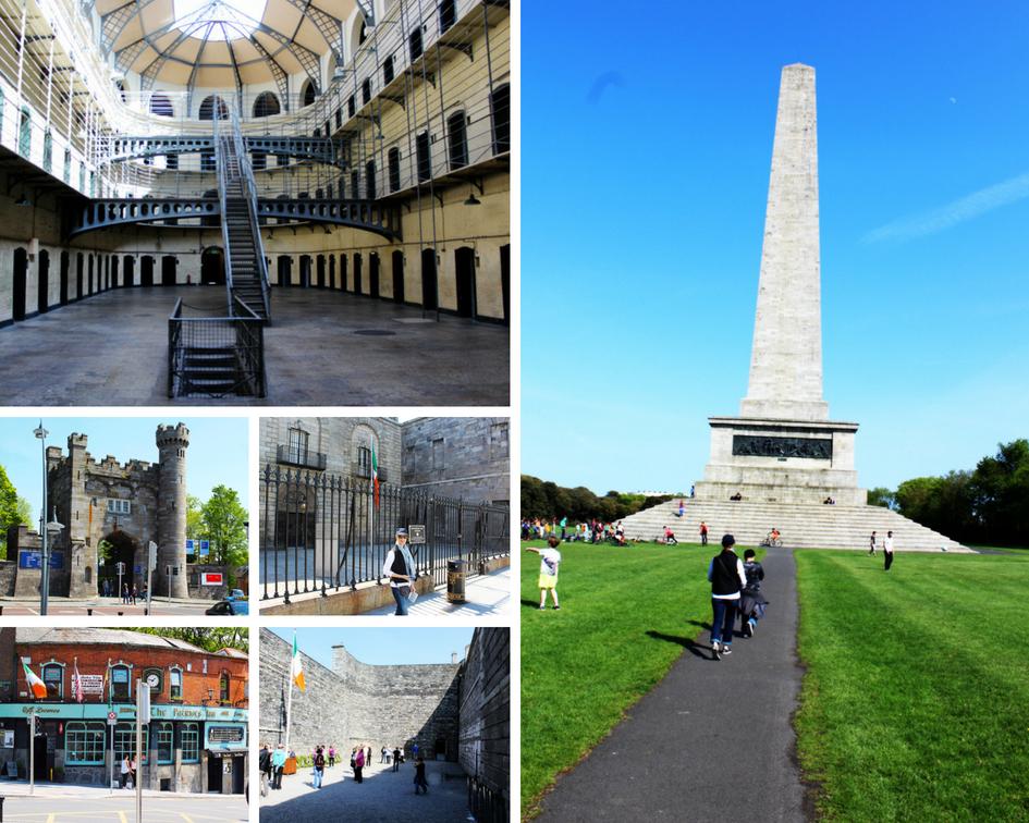 Hilton Kilmainham Dublin Ireland nearby attractions PullOverAndLetMeOut