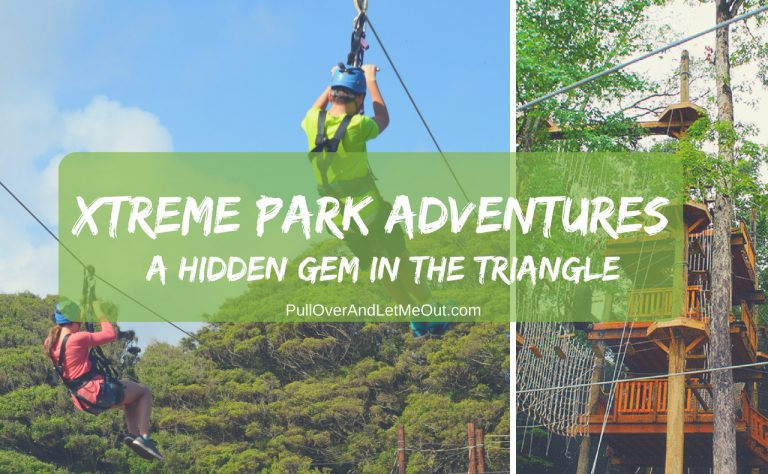 Xtreme Park Adventures A Hidden Gem In The Triangle