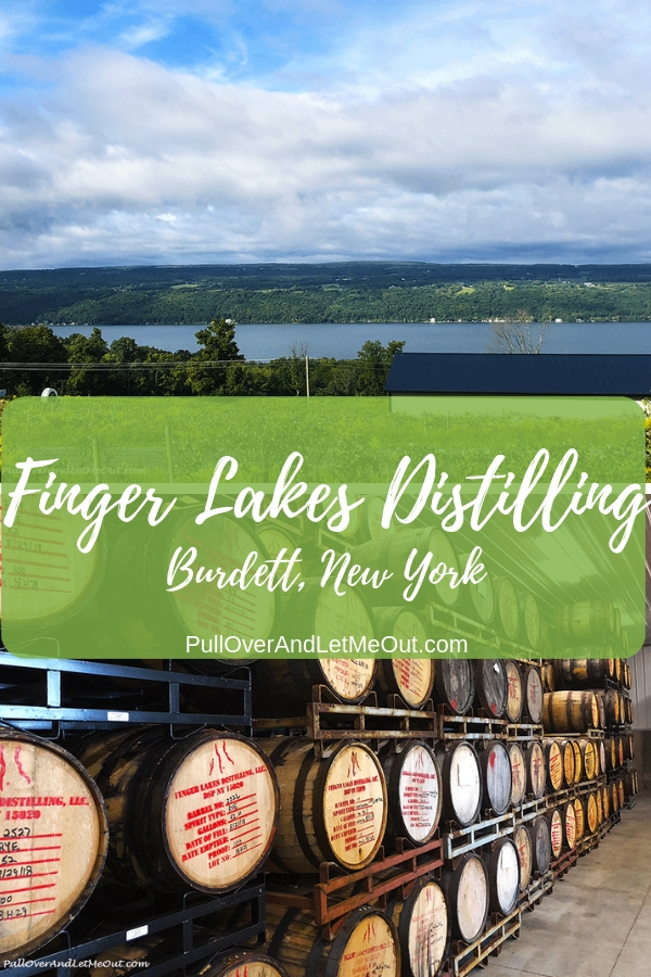 Planning a trip to New York's Finger Lakes Region? You'lll want to visit this wonderful distillery in the heart of wine country!