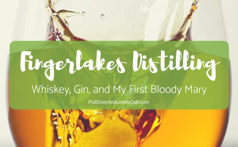 Seriously Good Spirits At Finger Lakes Distilling