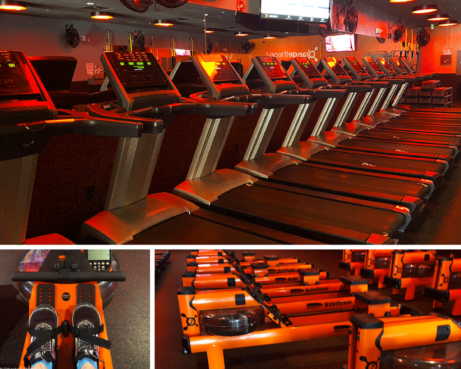 Orange Theory Staying fit while traveling PullOverAndLetMeOut