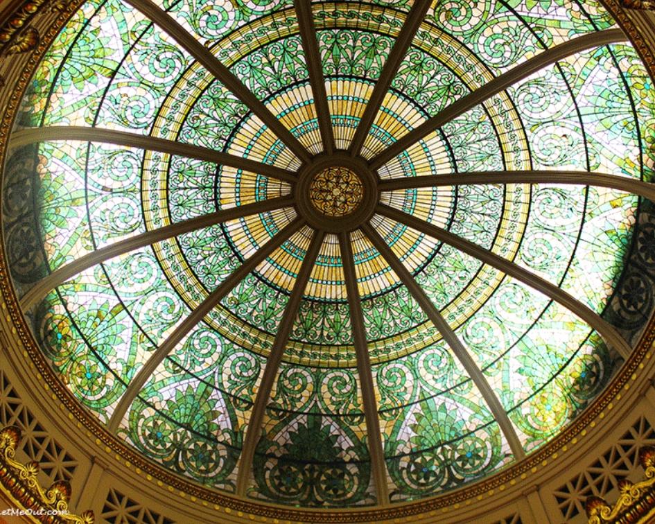 PA Supreme Court domes Harrisburg, PA PullOverAndLetMeOut