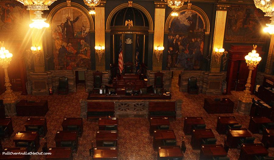 Pennsylvania-Capitol-Senate-Harrisburg-PA-PullOverAndLetMeOut