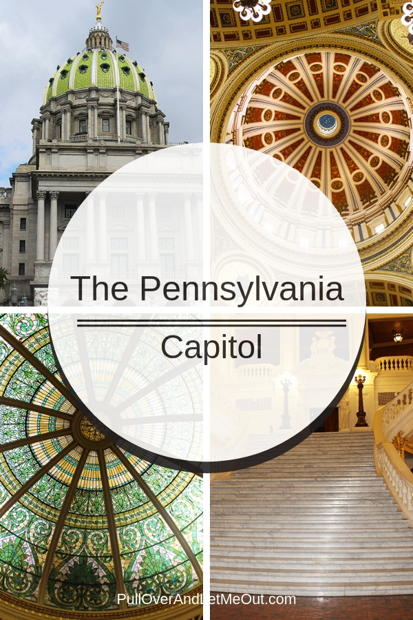 The Pennsylvania Capitol buildiing is an amazing place! Check out this quick guide to planning your visit.